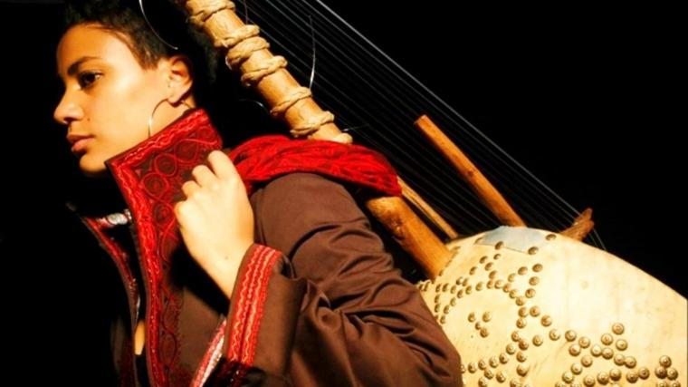Sona jobarteh - Jarabi ( - gambie - )