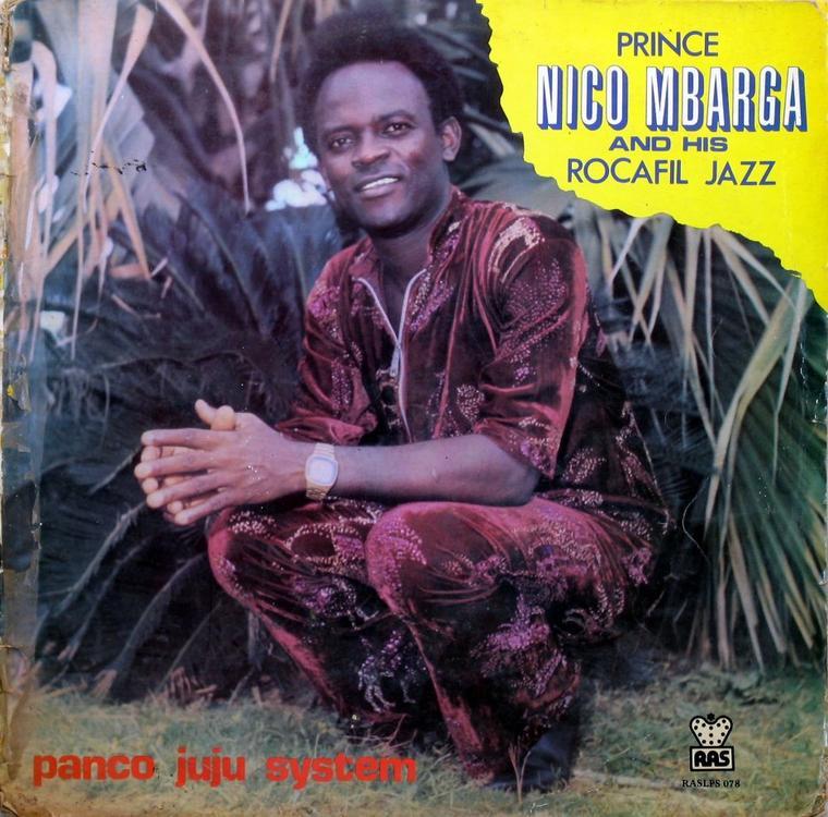 Prince nico mbarga - Sweet mother ( - cameroun - )