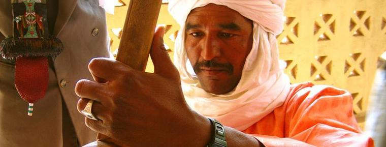 Abdallah ag Oumbadougou - Zozo dinga ( - nigeria - )