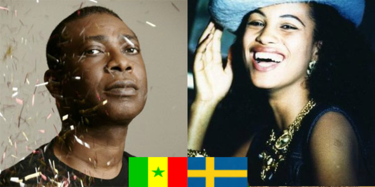 Youssou n'dou & neneh cherry - 7 seconds ( - senegal - )