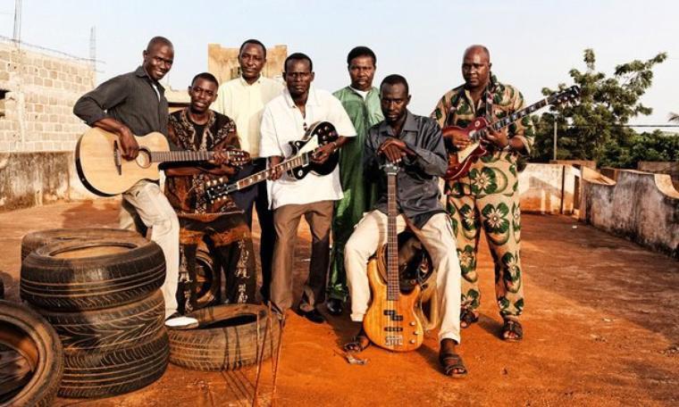 Bamba wassoulou groove - Siguigniossonfo ( - mali - )