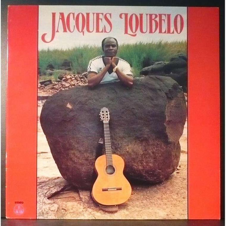 Jacques loubelo - Ntima luaka ( - congo - )