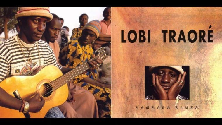 Lobi traoré - Anunka ben ( - mali - )