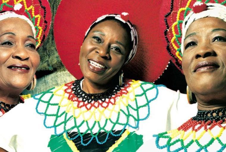 Mahotella queens - Mbude ( - afrique du sud - )