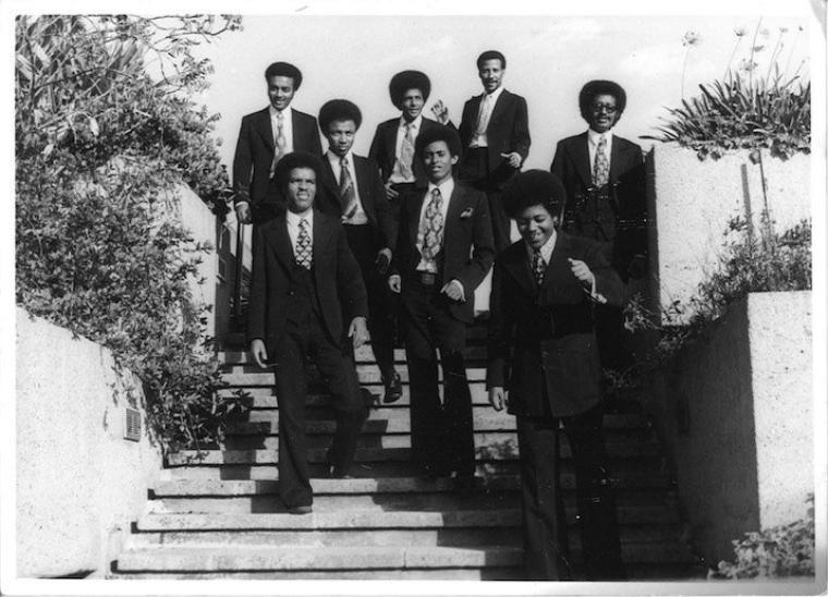 Wallias band - Musicawi silt ( - ethiopie - )