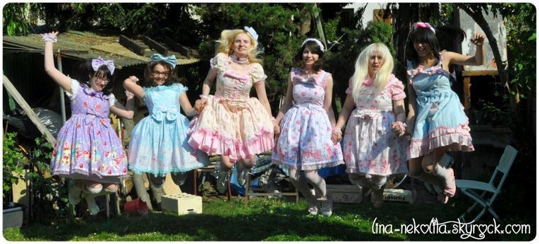 ♥ Tea Party, Meeting et rencontres Lolitas ♥