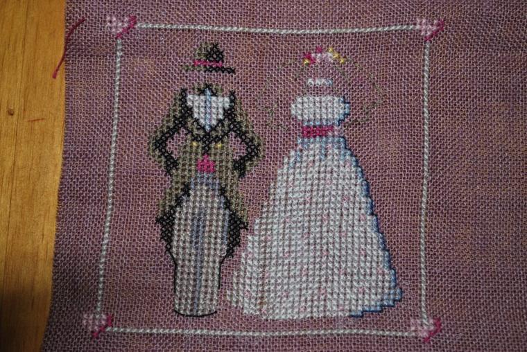 patchwork mariage