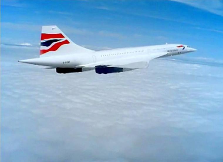 Un voyage de légende QE2 & Concorde