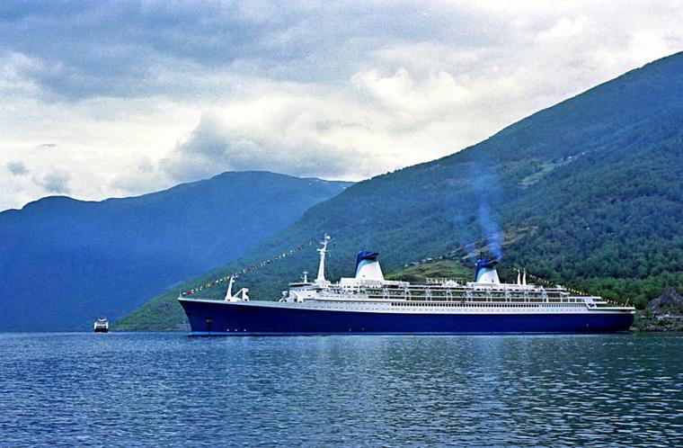 ss NORWAY 1984 en Europe - Norvège