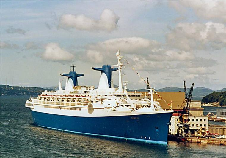 ss NORWAY 1984 en Europe - Norvège Bergen