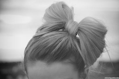 coiffure n½ud