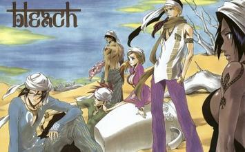Bleach <3