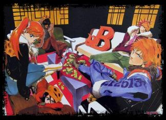 J'aime trop ce manga ! <3