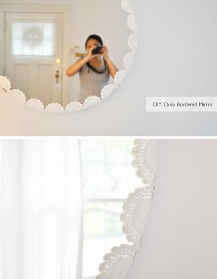 DIY - Déco d'un miroir !