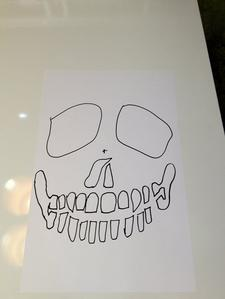 DIY - Customisation - Top Skull