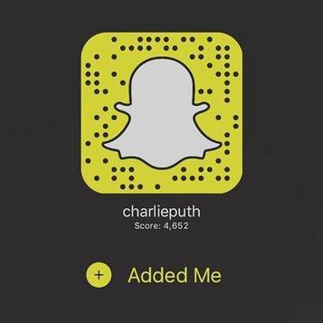 Dernière photos de Charlie sur Instagram