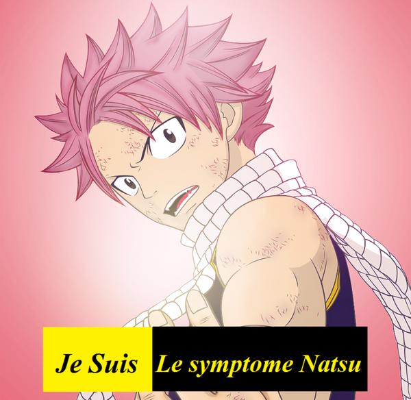 le symptome natsu
