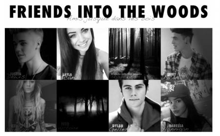 #333 - Amis jusque dans les bois