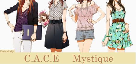 #342 - C.A.C.E Mystiques