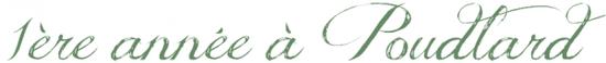 #374 - 1ère année à Poudlard