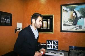 In Studio...