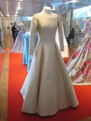 The Style Dress -  MARGRETHE II  _ Queen of Denmark