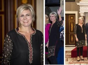 The Style Dress & Accesoires  - Princess Laurentien of the Netherlands _ Suite