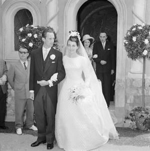 The Wedding Dress - Marina Gacry , Princess Of Bourbon Parma