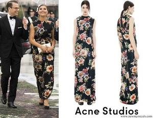 The Style Dress & Accessoires - Crown Princess Victoria of Sweden _ Suite