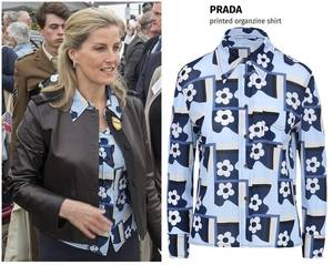 The Style Dress & Accessoires - Countess Sophie of Wessex