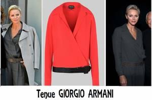 The Style Dress & Accessoires - Princess Charlene of Monaco _ Suite
