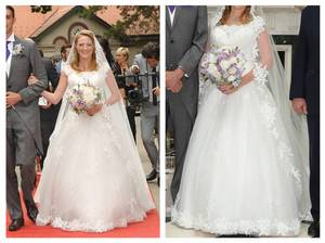 The Wedding Dress 2017 - Fallon Rayman , Karadjordjevic de Serbie