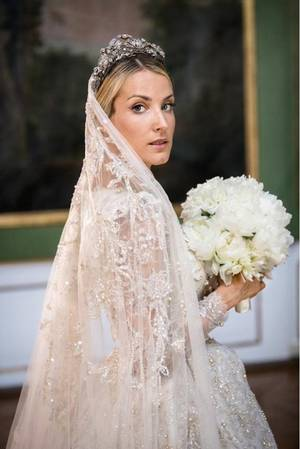 The Wedding Dress 2017 - Ekaterina Malysheva , Princess of Hanover _ Suite