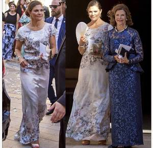 The Style Dress & Accessoires - Crown Princess Victoria of Sweden_ Suite