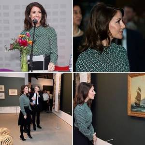 The Style Dress & Accessoires - Princess Marie of Denmark _ Suite