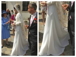 The Wedding Dress 2017 - Maria Magdalena de Tornos