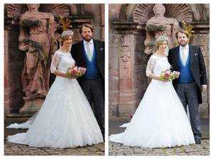 The Wedding Dress 2017 -  Viktoria Luise of Pruisen ,Princess of Leiningen