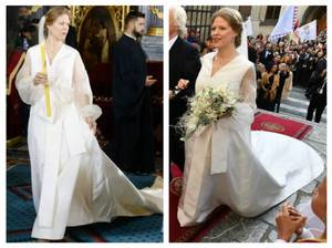 The Wedding Dress 2017 - Danica Marinkovic Princess of Serbia