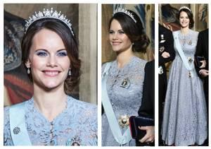 The Dress & Accessoires , Sofia Princess of Sweden _ Suite
