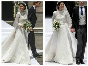 The Wedding Dress 2018 - Alessandra de Osma , Princess of Hanover