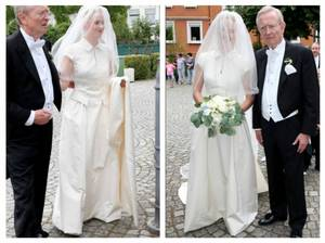 The Wedding Dress 2018 -  Princess Theodora of Sayn-Wittgenstein-Berleburg