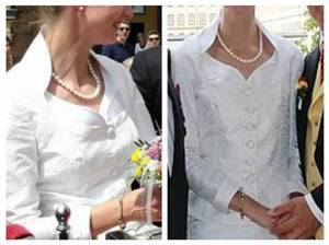 The Wedding Dress 2018 -  Princess Stephanie of Saxe-Coburg