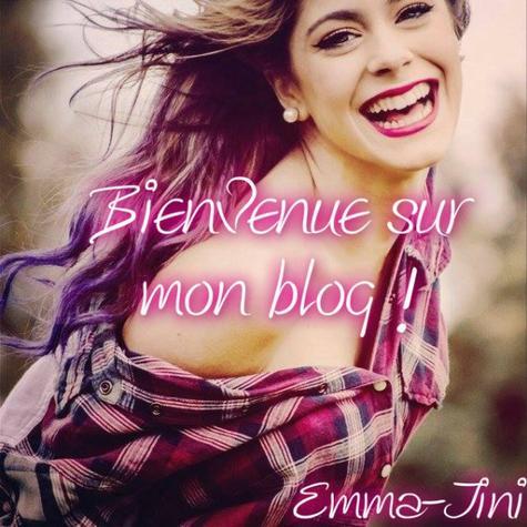∞ Bienvenue sur mon blog ∞