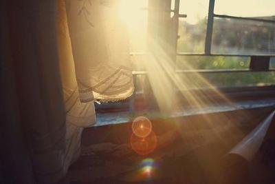 Le soleil est à son zenith