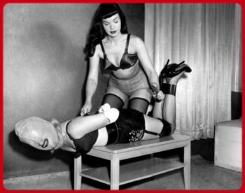 Inspirations by Bettie Page