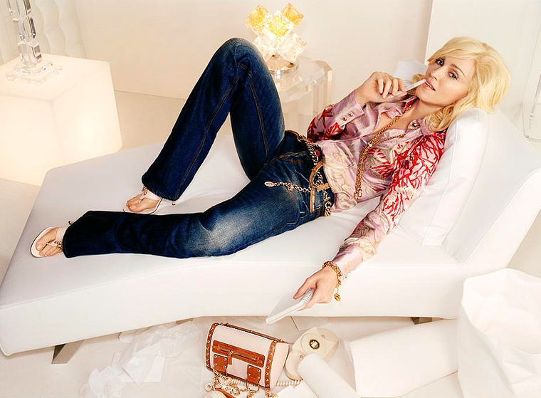 Beautiful M'Donna Versace