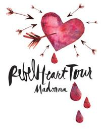 Madonna émue aux larmes
