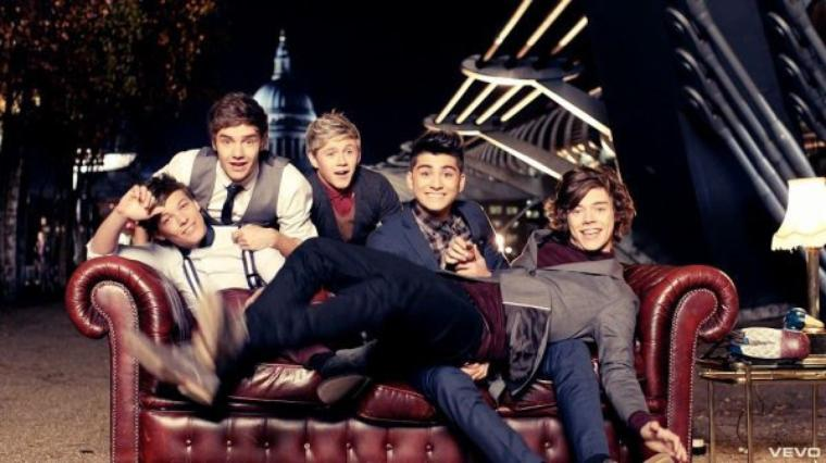 les One Direction ∞