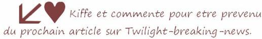 Twilight Révélation 2ème Partie -Mini  BA en francais ! ne regarde pas si tu veux garder la surprise !