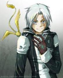 ~ D.Gray Man... (♥*)
